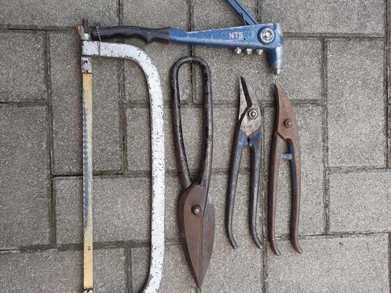 Werkzeug für alle Eventualitäten